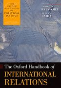 Cover for The Oxford Handbook of International Relations