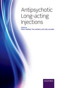 Cover for Antipsychotic long-acting injections
