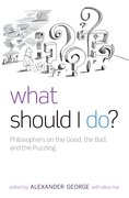 Cover for What Should I Do?