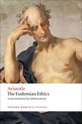 Cover for The Eudemian Ethics