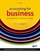 Scott: Accounting for Business