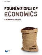 Gillespie: Foundations of Economics 2e