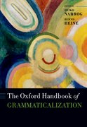 The Oxford Handbook of Grammaticalization