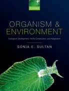 Cover for Organism and Environment