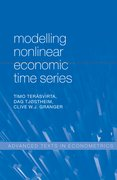 Cover for Modelling Nonlinear Economic Time Series