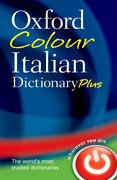 Cover for Oxford Colour Italian Dictionary