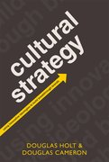 Cover for Cultural Strategy