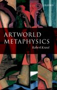 Cover for Artworld Metaphysics