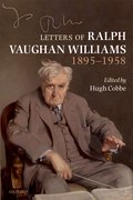 Cover for Letters of Ralph Vaughan Williams 1895-1958