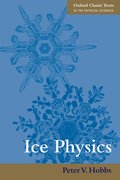 Cover for Ice Physics