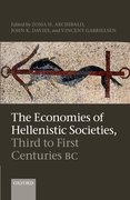 Cover for The Economies of Hellenistic Societies, Third to First Centuries BC
