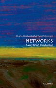 Cover for Networks: A Very Short Introduction