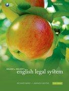 Ward & Akhtar: Walker & Walker's English Legal System 11e