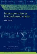Cover for Interatomic Forces in Condensed Matter