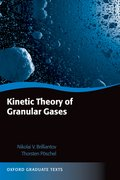 Cover for Kinetic Theory of Granular Gases