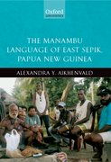 Cover for The Manambu Language of East Sepik, Papua New Guinea