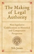 Cover for The Making of Legal Authority