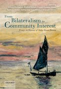 Cover for From Bilateralism to Community Interest