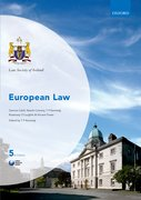 Cover for European Law