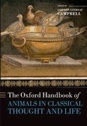 Cover for The Oxford Handbook of Animals in Classical Thought and Life