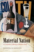Cover for Material Nation