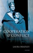 Cover for Cooperation and Conflict