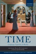 Cover for Time: Language, Cognition & Reality