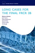 Cover for Long Cases for the Final FRCR 2B