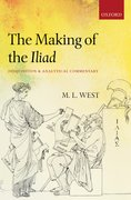 Cover for The Making of the Iliad