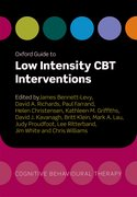 Cover for Oxford Guide to Low Intensity CBT Interventions
