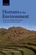 Cover for Humans and the Environment