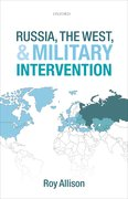 Cover for Russia, the West, and Military Intervention