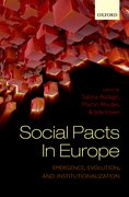 Cover for Social Pacts in Europe