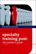 Cover for How to get a Specialty Training post