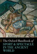 Cover for The Oxford Handbook Sport and Spectacle in the Ancient World