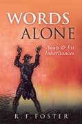 Cover for Words Alone