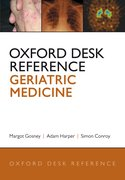 Cover for Oxford Desk Reference: Geriatric Medicine