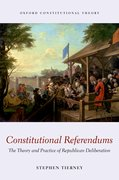 Cover for Constitutional Referendums