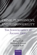 Cover for Crime, Punishment, and Responsibility