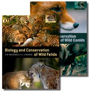 Cover for Biology and Conservation of Wild Carnivores