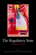 Cover for The Regulatory State