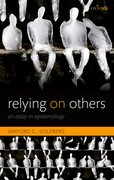 Cover for Relying on Others