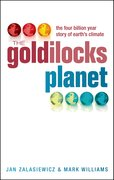 Cover for The Goldilocks Planet