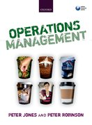 Cover for Operations Management