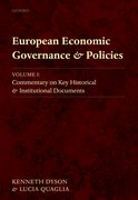 Cover for European Economic Governance and Policies