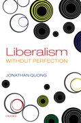 Cover for Liberalism without Perfection