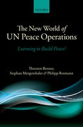 Cover for The New World of UN Peace Operations