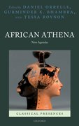 Cover for African Athena