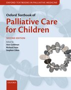 Cover for Oxford Textbook of Palliative Care for Children