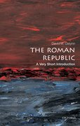 Cover for The Roman Republic: A Very Short Introduction